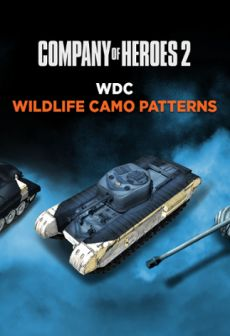 free steam game Company of Heroes 2 - Whale and Dolphin Conservation Charity Pattern Pack