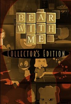 free steam game Bear With Me - Collector's Edition