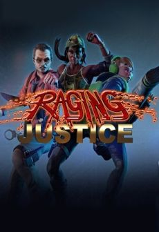 free steam game Raging Justice