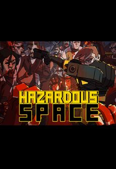 free steam game Hazardous Space