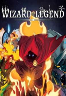 free steam game Wizard of Legend