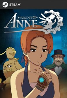 Forgotton Anne Collector's Edition