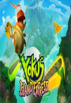free steam game Yoku's Island Express