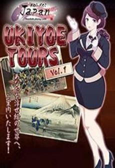 Koi-Koi Japan : UKIYOE tours Vol.1