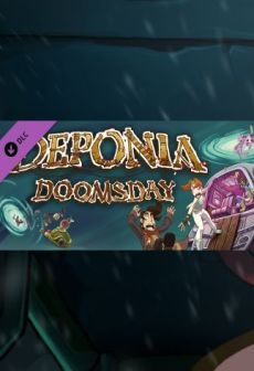 Deponia Doomsday Soundtrack