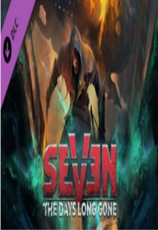 Seven: The Days Long Gone - Artbook, Guidebook and Map