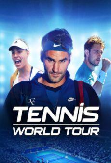 Tennis World Tour Legend Edition