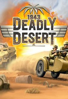 free steam game 1943 Deadly Desert