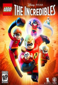 free steam game LEGO The Incredibles