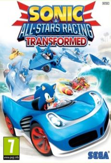 Sonic and All-Stars Racing Transformed Collection