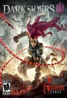 free steam game Darksiders III Deluxe Edition
