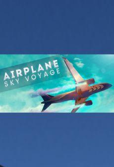 Airplane Sky Voyage