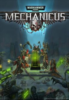free steam game Warhammer 40,000: Mechanicus