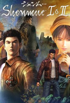 free steam game Shenmue I & II