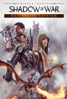 free steam game Middle-earth: Shadow of War Definitive Edition