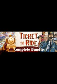 Ticket to Ride - Complete Bundle