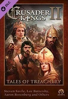 Crusader Kings II: Tales of Treachery Ebook