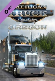 free steam game American Truck Simulator - Oregon