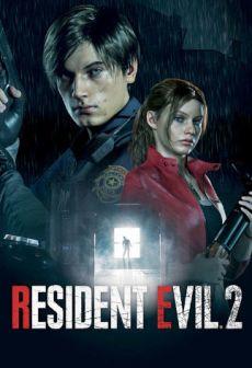 RESIDENT EVIL 2 BIOHAZARD RE:2 Deluxe Edition