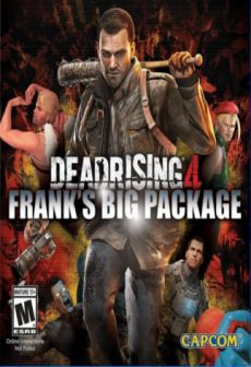 free steam game Dead Rising 4: Frank's Big Package