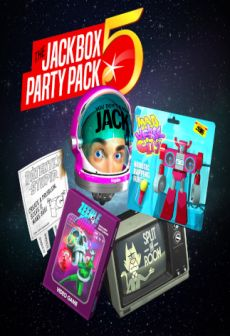 free steam game The Jackbox Party Pack 5