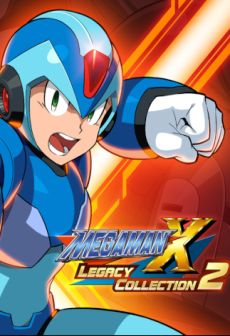 free steam game Mega Man X Legacy Collection 2 ロックマンX アニバーサリー コレクション 2
