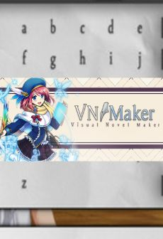 Visual Novel Maker + Live2D