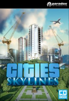 Cities: Skylines + After Dark DLC