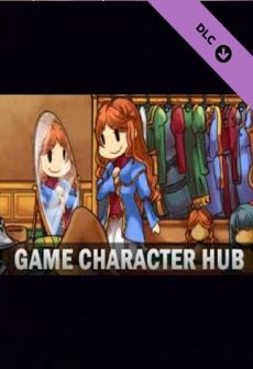 Game Character Hub PE: DS Generator Parts