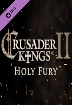 free steam game Crusader Kings II: Holy Fury
