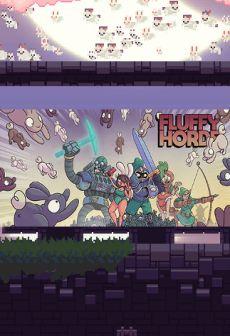 free steam game Fluffy Horde