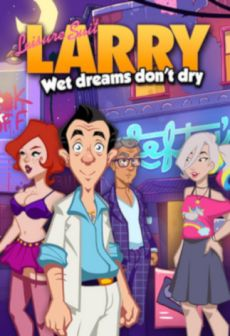 free steam game Leisure Suit Larry - Wet Dreams Don't Dry