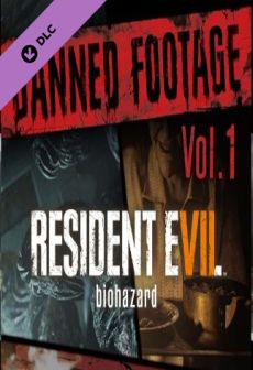 RESIDENT EVIL 7 Banned Footage Vol.1