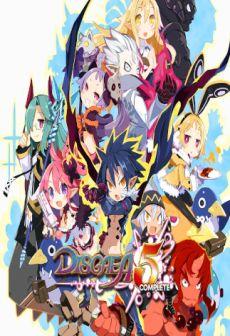 free steam game Disgaea 5 Complete: Digital Dood Edition