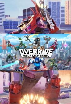 free steam game Override: Mech City Brawl