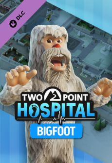free steam game Two Point Hospital: Bigfoot