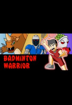 Badminton Warrior