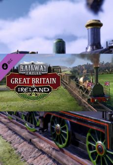 Railway Empire - Great Britain & Ireland