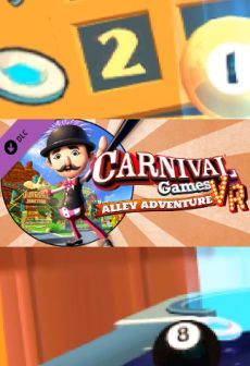 free steam game Carnival Games VR: Alley Adventure