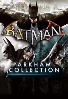 free steam game Batman: Arkham Collection