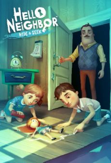 free steam game Hello Neighbor: Hide and Seek