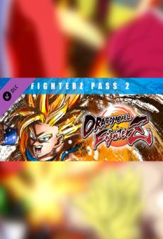 DRAGON BALL FIGHTERZ - FighterZ Pass 2