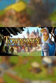 free steam game Townsmen - A Kingdom Rebuilt