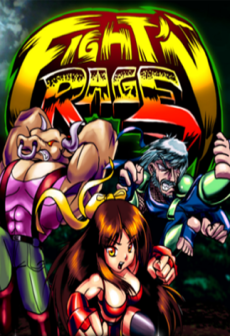 free steam game Fight'N Rage