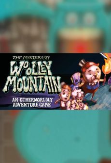 free steam game The Mystery Of Woolley Mountain