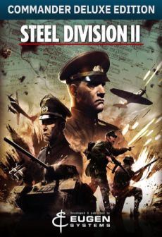 Steel Division 2 Commander Deluxe Edition