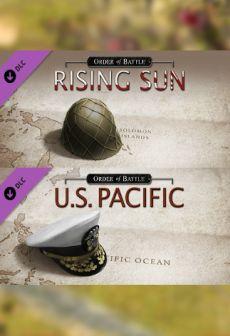 Order of Battle: U.S. Pacific + Order of Battle: Rising Sun