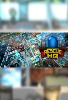 free steam game Rescue HQ - The Tycoon