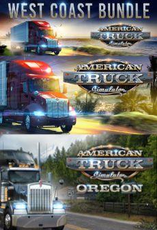American Truck Simulator West Coast Bundle