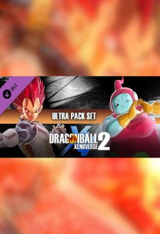 DRAGON BALL XENOVERSE 2 - Ultra Pack Set